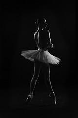 L1008375_David Keyes 2 (davidkeyes001) Tags: ballet dancer flashlight light trails