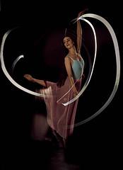 L1008410_David Keyes 2 (davidkeyes001) Tags: ballet dancer flashlight light trails