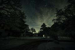 Winternacht im Risstal (clemensgilles) Tags: nightphoto nachtfotografie nachthimmel nacht natur austria astrophotographers astrofotographie astronomy astrophotography alpen snow winterabend winter winterstimmung alps beautiful
