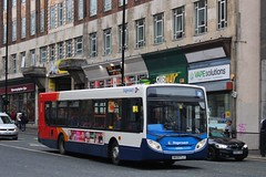 Stagecoach 24109 / NK09 FLZ (TEN6083) Tags: bus buses nebuses transport publictransport stagecoach stagecoachnortheast stagecoachinnewcastle man newcastle 24109 alexanderdennis enviro300 nk09flz 18240lf