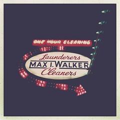 Winter Max I. Walker Sign (Twang Your Head) Tags: hipstamatic madalena inas1982 makebeautiful design