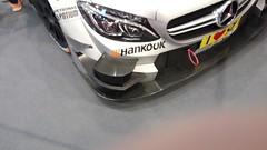 Mercedes-Benz C 63 AMG front aero (sausius) Tags: mercedesbenz c 63 amg front aero essen motor show 2014