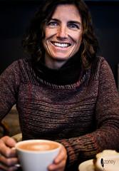 24-365 (JSTAR377) Tags: coffee friend portrait woman breakfast