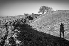 "Gareth's Photo of the Week 4 ""Photographers' Shadow"""