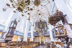 20200124_F0001: Trinitatis Church back interior (wfxue) Tags: denmark copenhagen trinitatischurch church interior organ pipeorgan instrument music christian religion building architecture