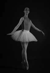L1008353_David Keyes 2 (davidkeyes001) Tags: ballet dancer flashlight light trails