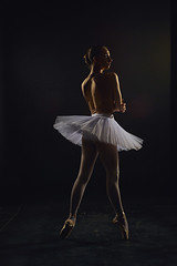 L1008376_David Keyes 2 (davidkeyes001) Tags: ballet dancer flashlight light trails