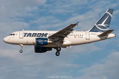 Tarom A318-111 YR-ASC (José M. Deza) Tags: 20180113 a318111 airbus bcn elprat lebl planespotting spotter tarom yrasc aircraft