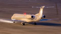 Regourd Aviation ERJ-145LU F-HRAV (José M. Deza) Tags: 20180110 bcn erj145lu elprat embraer fhrav lebl planespotting regourdaviation spotter aircraft