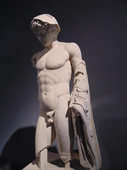 Hermes of the Ludovisi type (dimitar.illiev) Tags: hermes ludovisi greek attic roman ancient god sculpture mythology religion cult