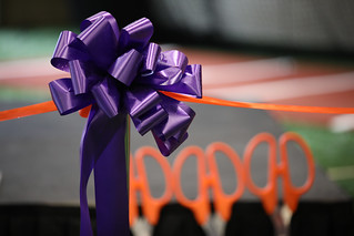 Clemson Softball Ribbon Cutting (Melina Alberti / CU Athletics) Photos