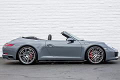 2018 Porsche 911 Carrera S Cabriolet (The Luxury Collection Los Gatos) Tags: porsche 911 carrera cabriolet porsche911carrerascabriolet