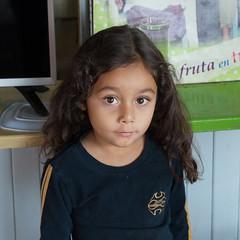 Big Brown Eyes, Oaxaca (Ilhuicamina) Tags: oaxaca nina girl ojos cafes brown eyes portrait retrato