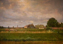 Stanislaw Debicki - Landscape in the Area of Stryj, 1893 at Muzeum Narodowe we Wrocławiu - Wroclaw Poland (mbell1975) Tags: wroclaw lowersilesian poland stanislaw debicki landscape area stryj 1893 muzeum narodowe we wrocławiu breslau wrocław vratislav national museum museo musée musee museu musum müze museet finearts fine arts gallery gallerie beauxarts beaux galleria painting polish painter