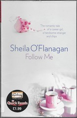 "BOOK 06 (Owlet2007) Tags: follow me sheila o'flanagan country music career computer girlfriends rival stalker stranger ""25 book challenge"""