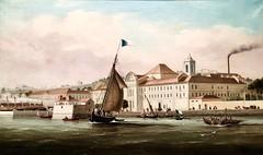 Xabregas Tabac Factory (undated) - J.Pedroso (1825-1890)