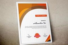 Certificate of Completion (12) (designassistant) Tags: diplomas diplomasandcertificates employee event formalcertificates freephotoshopcertificates gold graduation office performance performer professionalcertificates certificatedesign achievement appraisal award awards business certificates certificate certifications corporate corporatecertificates diploma psdcertificates retire rewards royal salary success white medical medicalcertificate resumedesign modern creativecertificate uniquecertificate