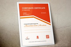 Certificate of Completion (5) (designassistant) Tags: diplomas diplomasandcertificates employee event formalcertificates freephotoshopcertificates gold graduation office performance performer professionalcertificates certificatedesign achievement appraisal award awards business certificates certificate certifications corporate corporatecertificates diploma psdcertificates retire rewards royal salary success white medical medicalcertificate resumedesign modern creativecertificate uniquecertificate