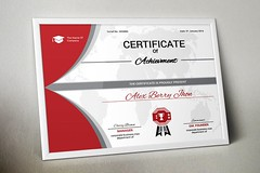 Certificate of Achievement (7) (designassistant) Tags: diplomas diplomasandcertificates employee event formalcertificates freephotoshopcertificates gold graduation office performance performer professionalcertificates certificatedesign achievement appraisal award awards business certificates certificate certifications corporate corporatecertificates diploma psdcertificates retire rewards royal salary success white medical medicalcertificate resumedesign modern creativecertificate uniquecertificate