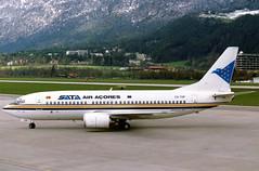 SATA Boeing 737-3Q8 CS-TGP (gooneybird29) Tags: flugzeug flughafen aircraft airport airplane airline inn boeing 737 sata cstgp