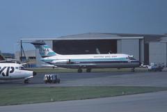 Douglas DC-9 (Pentakrom) Tags: luton airport douglas dc9 gbmac british midland mcdonnell