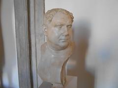 Vitellio Grimani (dimitar.illiev) Tags: vitellius roman sculpture ancient vitellio grimani art bust portrait emperor