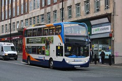 Stagecoach 19439 / NK58 FND (TEN6083) Tags: bus buses nebuses transport publictransport stagecoach stagecoachnortheast stagecoachinnewcastle newcastle 19439 alexanderdennis trident2 enviro400 nk58fnd