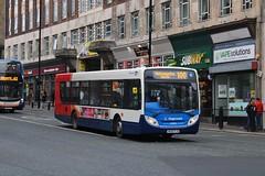 Stagecoach 24102 / NK09 FLM (TEN6083) Tags: bus buses nebuses transport publictransport stagecoach stagecoachnortheast stagecoachinnewcastle man newcastle 24102 alexanderdennis enviro300 nk09flm 18240lf