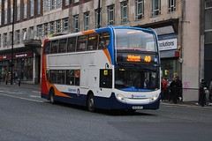 Stagecoach 19387 / NK58 AFE (TEN6083) Tags: bus buses nebuses transport publictransport stagecoach stagecoachnortheast stagecoachinnewcastle newcastle enviro400 19387 alexanderdennis trident2 nk58afe