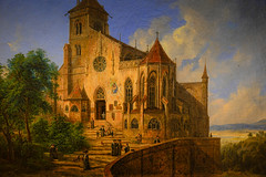Domenico Quaglio - Landscape with a Church, 1830 at Muzeum Narodowe we Wrocławiu - Wroclaw Poland (mbell1975) Tags: wroclaw lowersilesian poland domenico quaglio landscape with church 1830 muzeum narodowe we wrocławiu breslau wrocław vratislav national museum museo musée musee museu musum müze museet finearts fine arts gallery gallerie beauxarts beaux galleria painting german