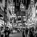 Tokyo Life - Shibuya B&W