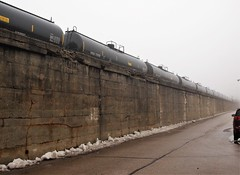Norfolk Southern Train (Brule Laker) Tags: chicago illinois train freight tanker trinityrail railroad
