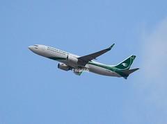 Iraqi Airways                                      Boeing 737                                   YI-ASG (Flame1958) Tags: iraqiairways iraqiairwaysb737 boeing737 boeing b737 737 yiasg omdb dxb dubai dubaiairport مطار دبي الدولي dubaiinternationalairport 140120 0120 2020 uae unitedarabemirates مطاردبيالدولي0104