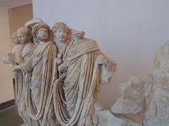 Processus consularis (dimitar.illiev) Tags: roman consul ancient sarcophagus relief procession processus consularis funerary monument official empire imperial