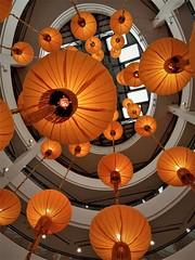 Happy Chinese New Year! (SM Tham) Tags: asia southeastasia malaysia kualalumpur chinesenewyear chineselanterns gongxifacai happychinesenewyear building interior atrium