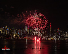 2020 Chinese Lunar New Years Fireworks (33 of 43) (bkrieger02) Tags: fireworks fireworksphotography nightphotography longexposure chinesenewyear happynewyear lunarnewyear yearoftherat rat hudsonriver nyc newyorkcity manhattan skyline esb empirestatebuilding hamiltonpark weehawken nj newjersey grucci gruccifireworks teamcanon canonusa shotoncanon 7dmkii sigma sigmaphoto sigmaart artlens 24105 colors colorful reflection red