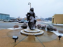 20200124_075032_001 (Explored 1/25/2020 #341) (tomcomjr) Tags: samsung galaxy s7 android phone winter snow pittsburgks ourladyoflourdesstmaryscolgancampus