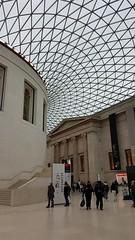 Queen Elizabeth II Great Court, British Museum, London. (greentool2002) Tags: the british museum london queen elizabeth ii great court