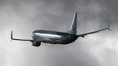 TUI BOENG 737 (toowoomba surfer) Tags: jet aeroplane aviation aircraft airline airliner ncl