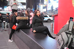 Times Square people 2020 (zaxouzo) Tags: timessquare people public streetstyle fashion nyc nikond90 night 2020