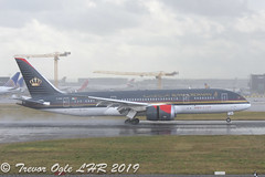 DSC_4990Pwm (T.O. Images) Tags: jybae royal jordanian boeing 787 dreamliner lhr london heathrow
