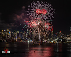 2020 Chinese Lunar New Years Fireworks (17 of 43) (bkrieger02) Tags: fireworks fireworksphotography nightphotography longexposure chinesenewyear happynewyear lunarnewyear yearoftherat rat hudsonriver nyc newyorkcity manhattan skyline esb empirestatebuilding hamiltonpark weehawken nj newjersey grucci gruccifireworks teamcanon canonusa shotoncanon 7dmkii sigma sigmaphoto sigmaart artlens 24105 colors colorful reflection red