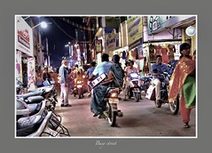 Street photography (Rajavelu1) Tags: india art availablelight creative streetphotography handheld colourstreetphotography nightstreetphotography handheldnightphotography artdigital candidstreetphotography