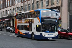Stagecoach 19434 / NK58 FMX (TEN6083) Tags: bus buses nebuses transport publictransport stagecoach stagecoachnortheast stagecoachinnewcastle newcastle 19434 alexanderdennis trident2 enviro400 nk58fmx