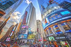 Manhattan (el cobra clutch) Tags: nyc hdr city building skyscraper wide canon 6d