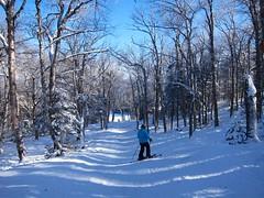 Sue On Whistler (Joe Shlabotnik) Tags: 2020 snow justsue vermont january2020 winter skiing everett okemo sue 60225mm