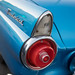 1955 Ford Thunderbird tail light