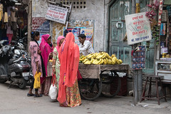 A Walk in Udaipur (Prof. Tournesol) Tags: udaipur rajasthan india streetscene