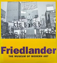 Lee Friedlander, The Museum of Modern Art (Thomas Hawk) Tags: book unitedstatesofamerica cocacola leefriedlander themuseumofmodernart thomashawklibrary nyc newyorkcity newyork timessquare fatherduffysquare moma museumofmodernart