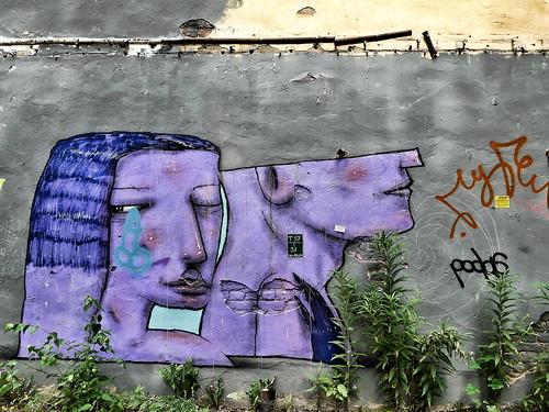 Psychodelic graffiti. St. Petersburg style__ ©  Sergei F